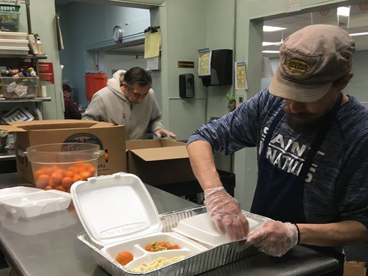 St. Augustine's Hunger Center needs your donations