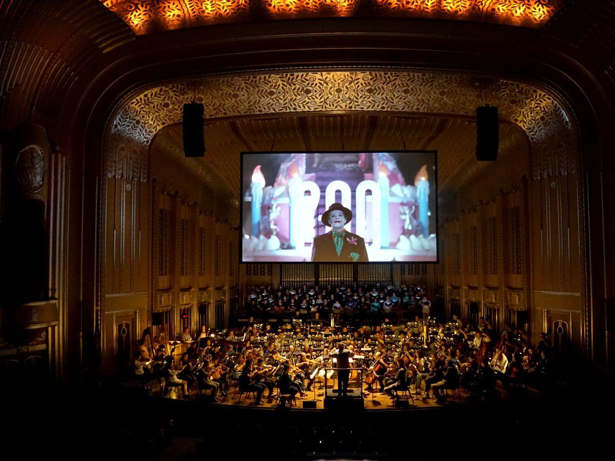 Cleveland Orchestra to perform Tim Burton's 1989 Batman at Severance Hall