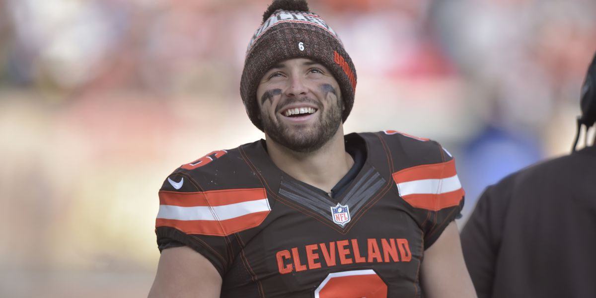 Browns' Mayfield: