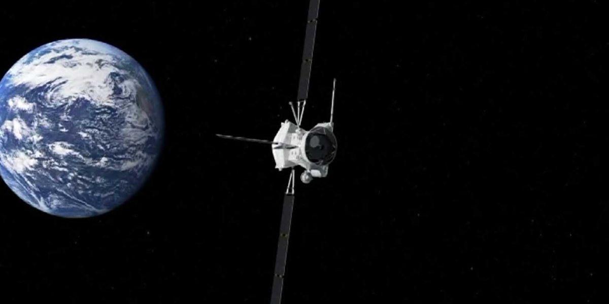 Mission to Mercury blasts off