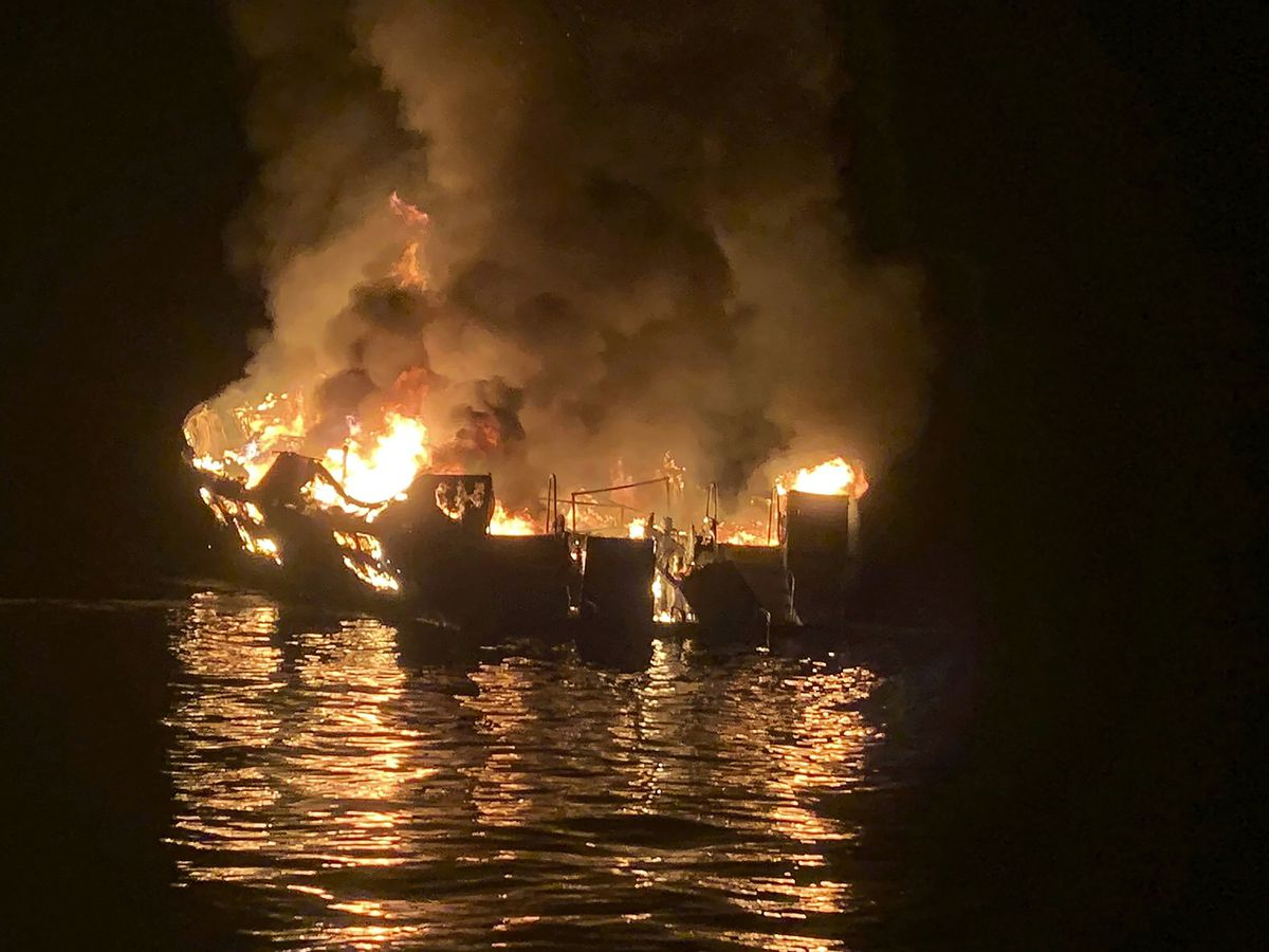 NTSB to vote on probable cause of fatal California boat fire