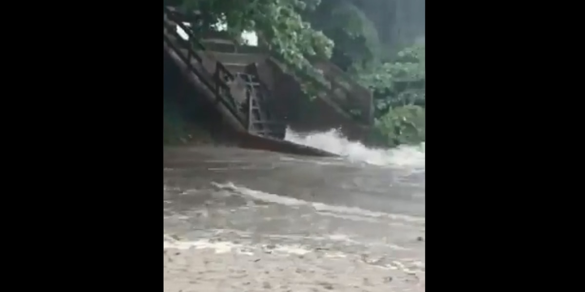 Raw sewage overflows into Lake Erie at Edgewater Beach due to heavy rains (video)