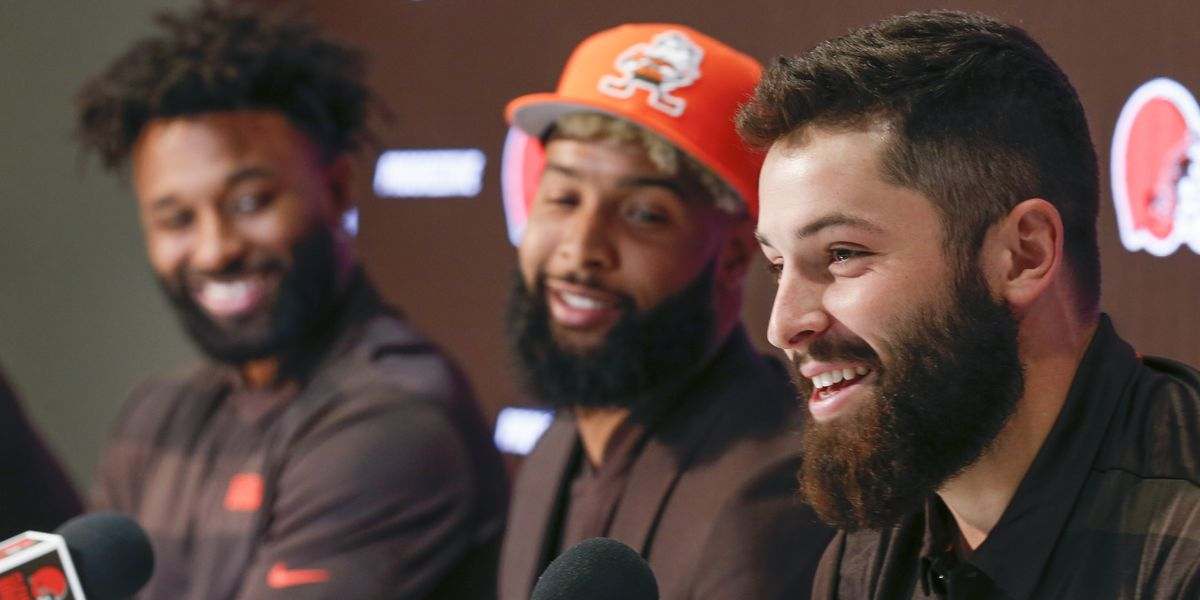 Baker Mayfield in full support of Odell Beckham: 'You let a guy like that do him'