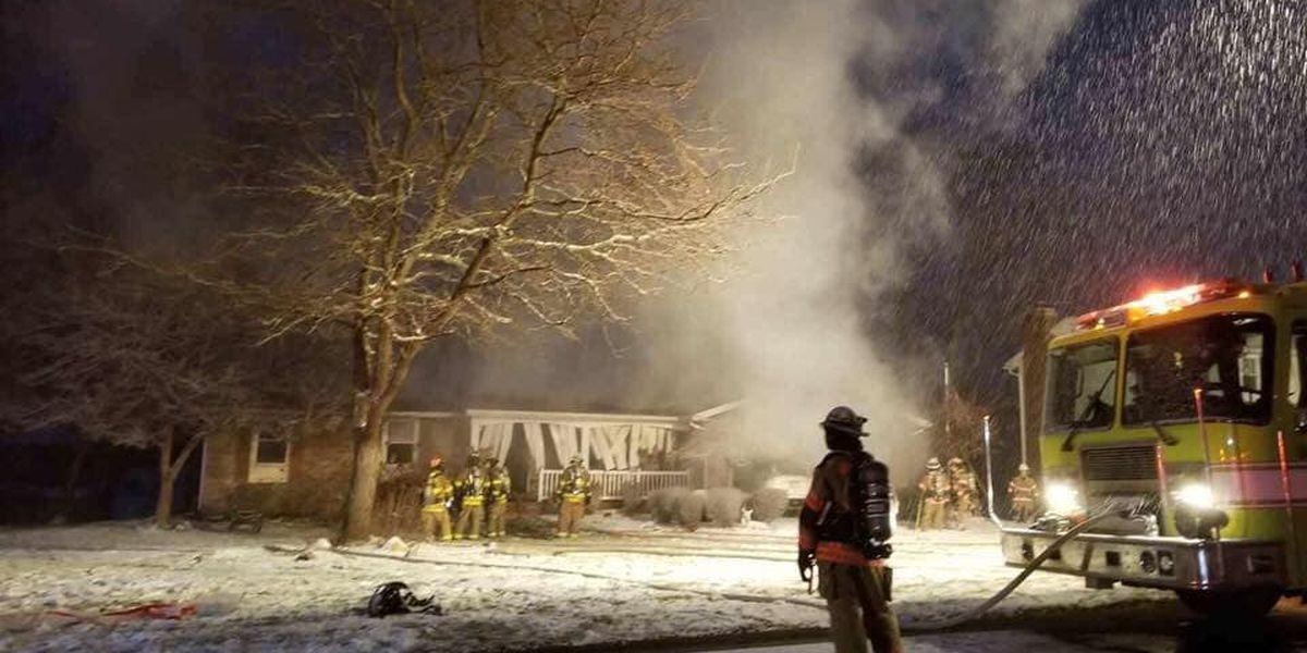 Lack of fire hydrants not uncommon in Ohio as firefighters rely on tanker trucks to stamp out flames