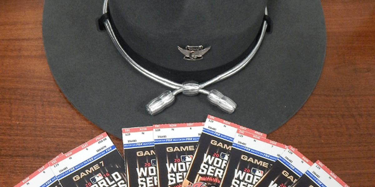 OSP bust 2 men headed to Cleveland to sell fake World Series tickets