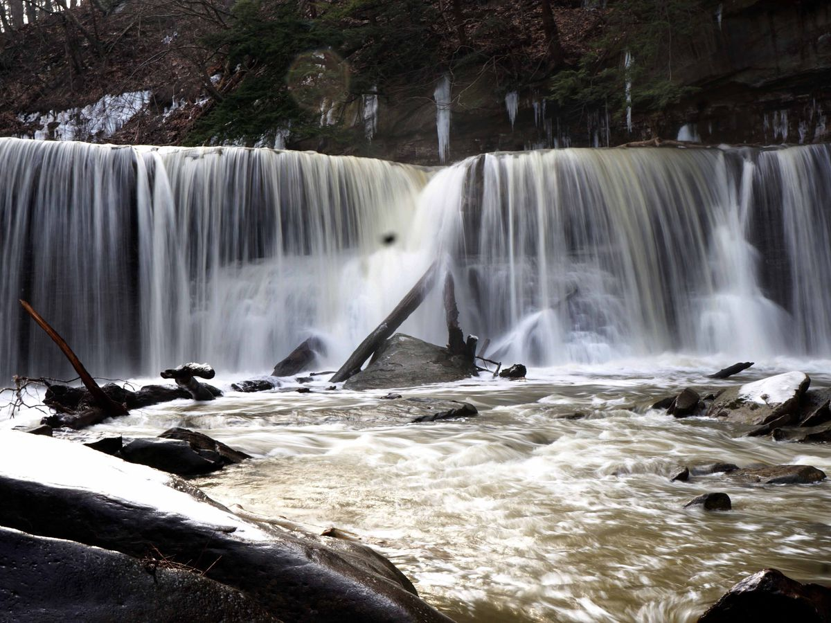 Great Falls at Tinkers Creek is a roaring treasure, a must for waterfall fans (photos/video)