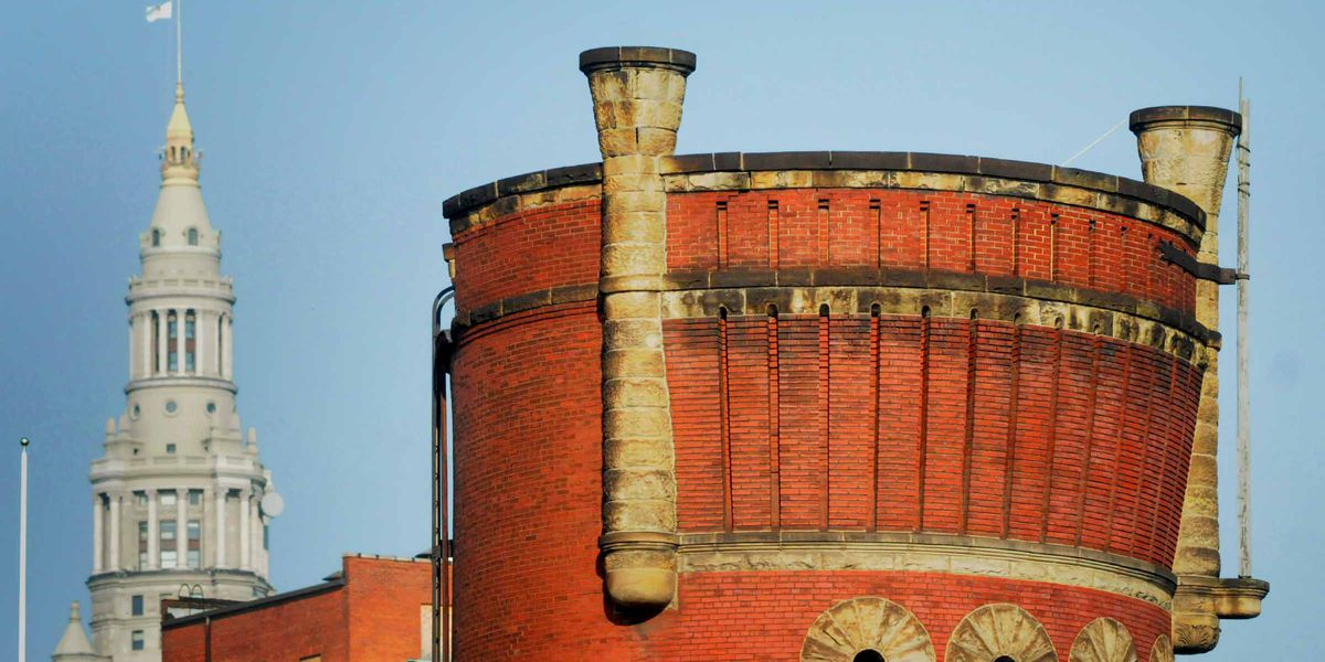 Cleveland Grays Armory still stands in Cleveland (Photos)