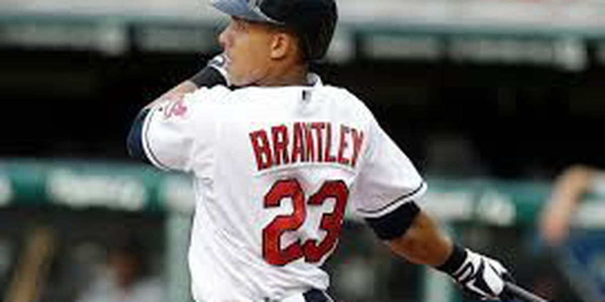 WATCH: Michael Brantley takes batting practice in Lake County