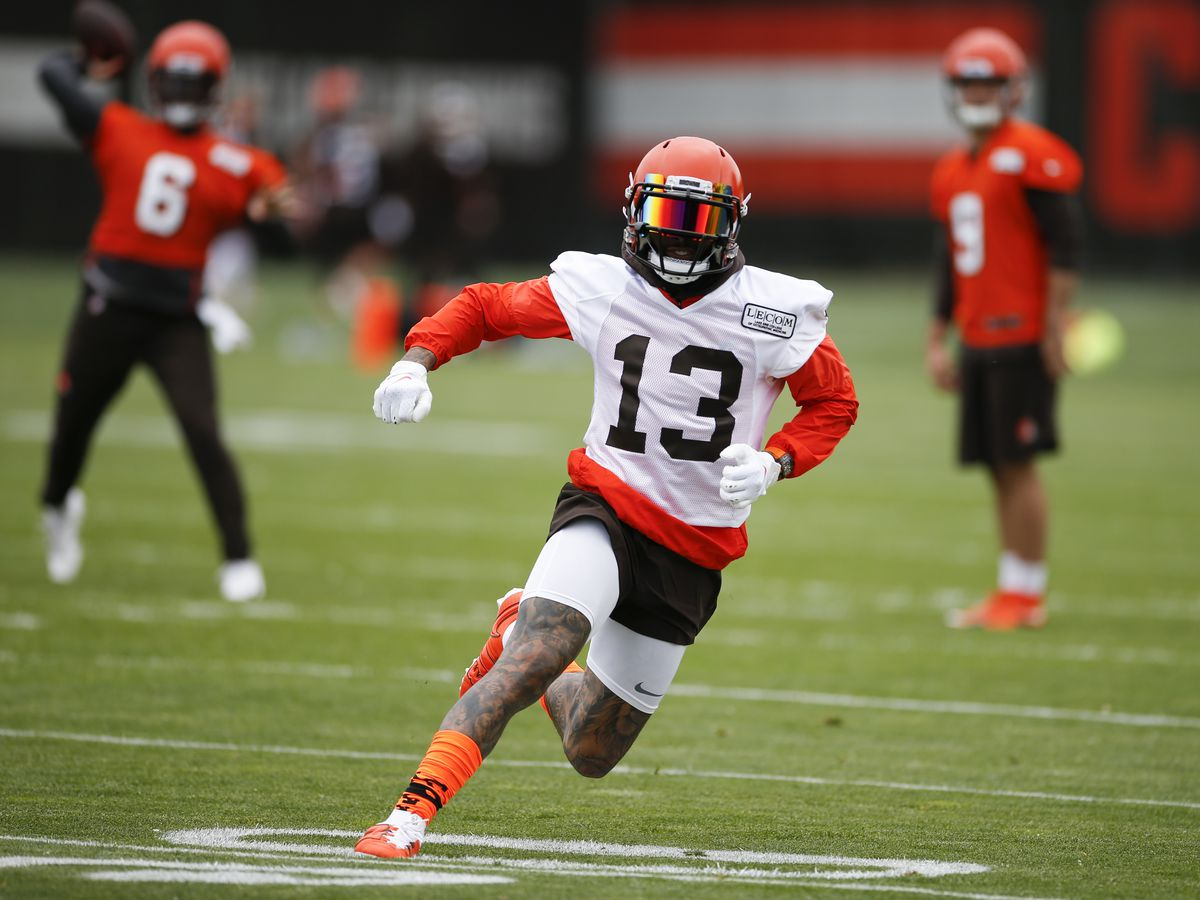 Cleveland Browns training camp is free and open to the public starting in July