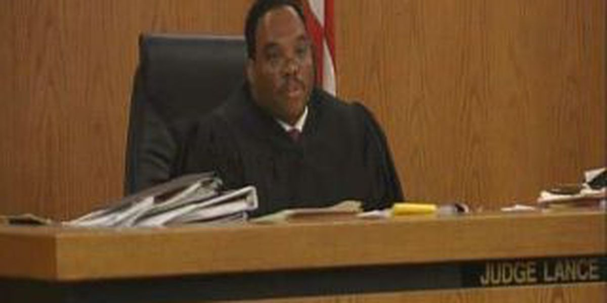 Judge Lance Mason requests special prosecutor handle his case