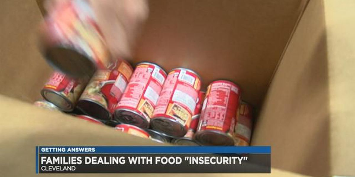 Northeast Ohioans on medicaid battling food insecurity issues