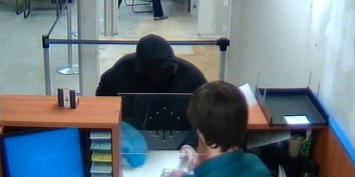 FBI, Berea police search for 'grim reaper' bank robber