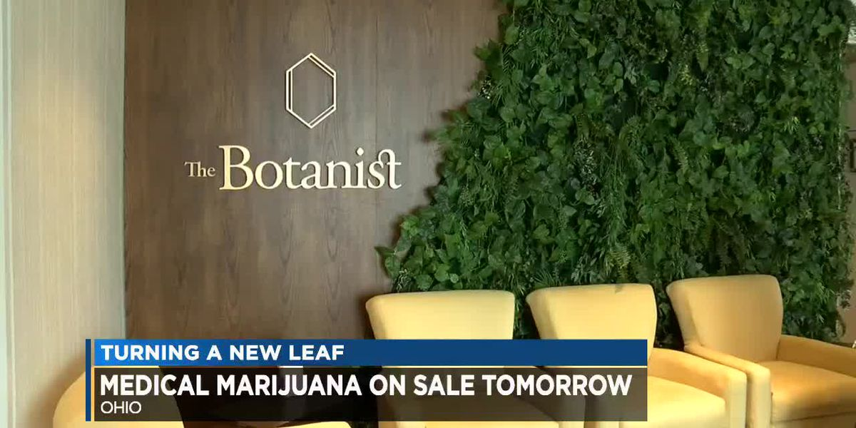 Canton Cannabis Dispensary launches medical marijuana sales