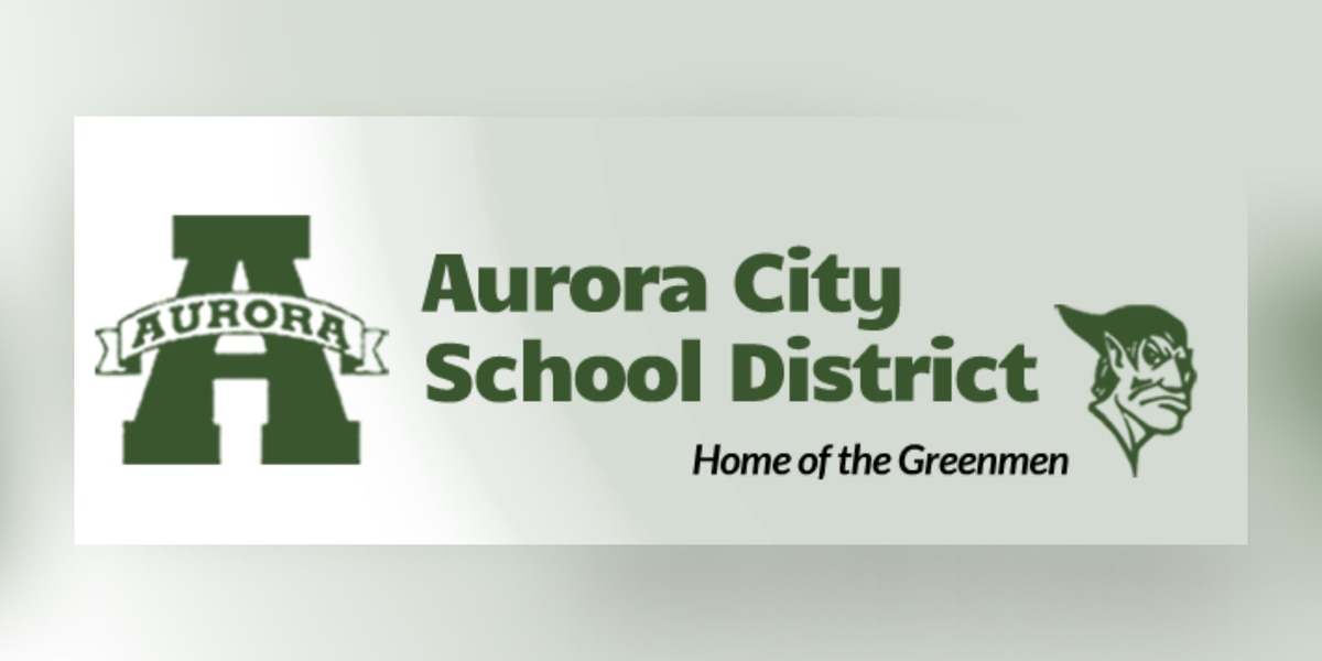 Aurora City Schools transportation department staff member tests positive for COVID-19