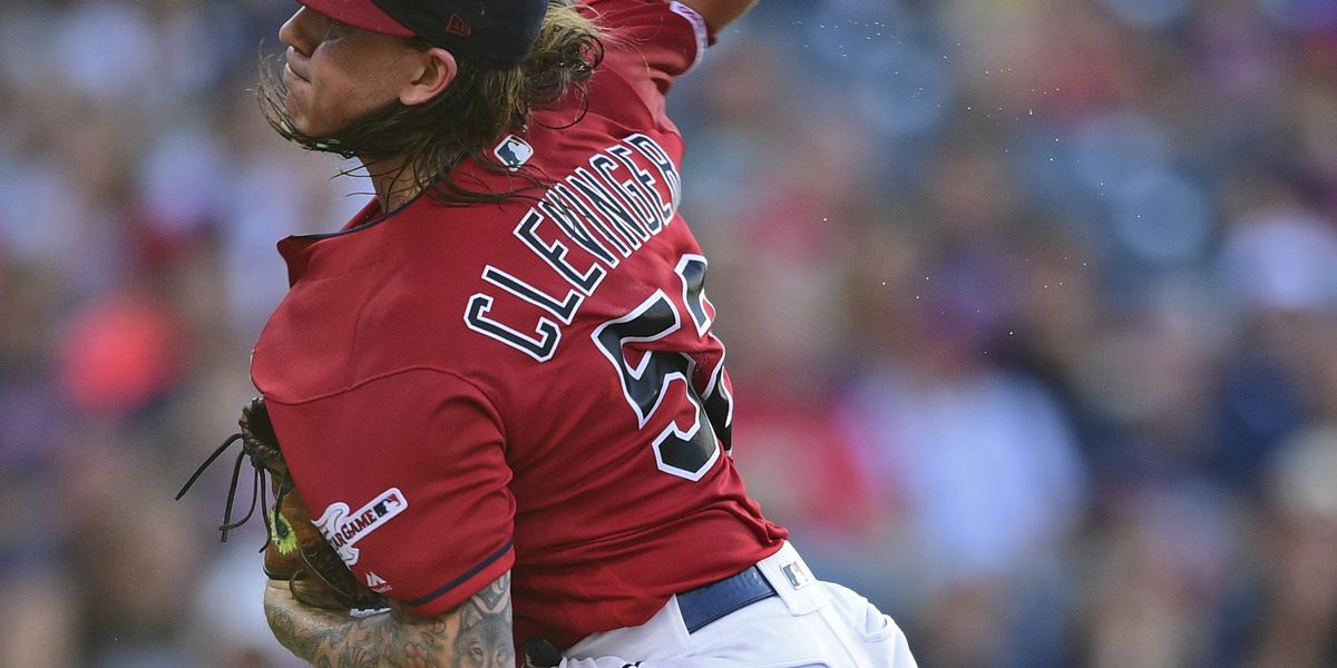 Mike Clevinger strikes out 12 as Indians beat Tigers 7-2