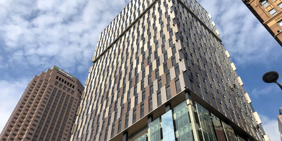 First look inside $95M The Beacon apartments in downtown Cleveland (photos)