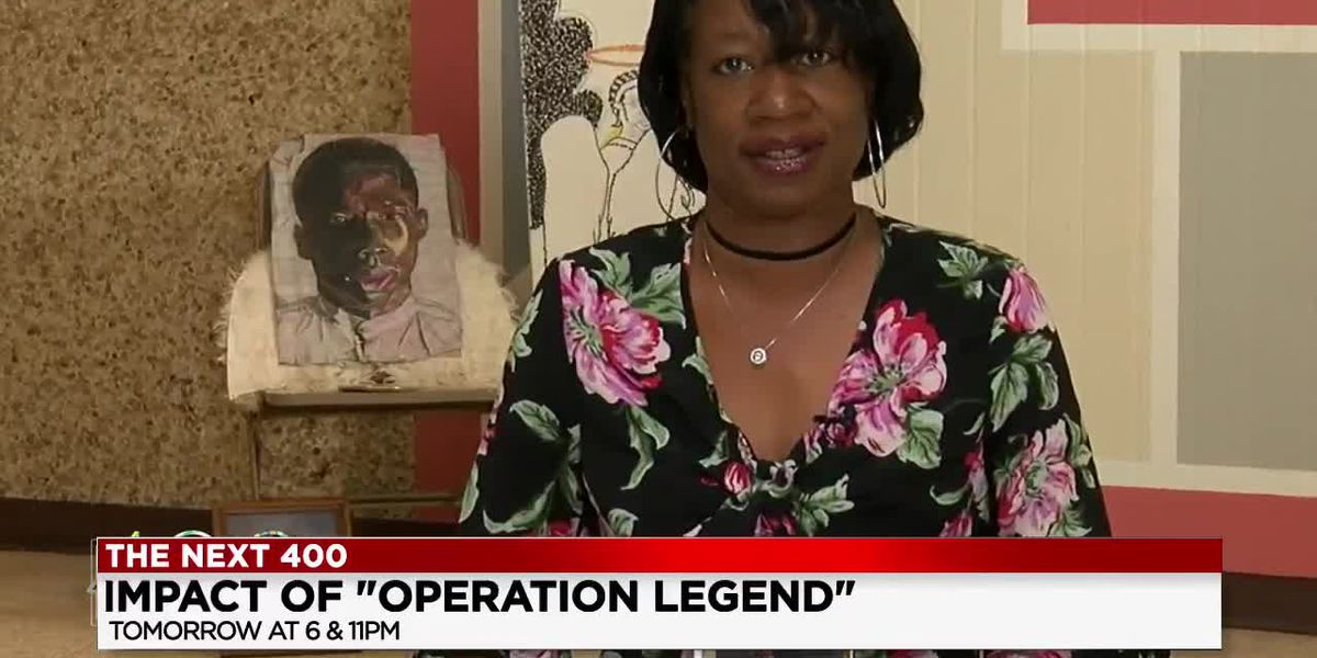 The Next 400 looks at the impact of Operation LeGend on black and brown communities