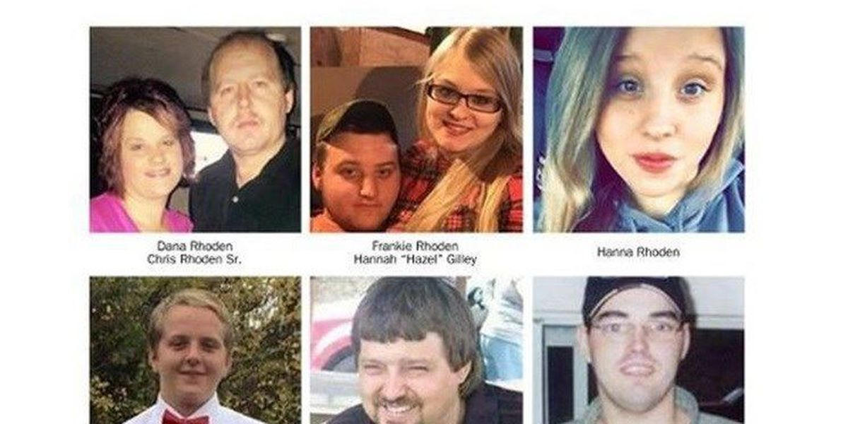 WATCH HERE: Rhoden family members make plea for tips in Pike County murders of loved ones