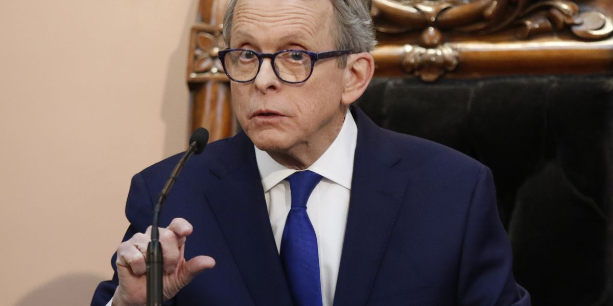 Ohio Gov. Mike DeWine issues 'stay-at-home' order to contain spread of coronavirus