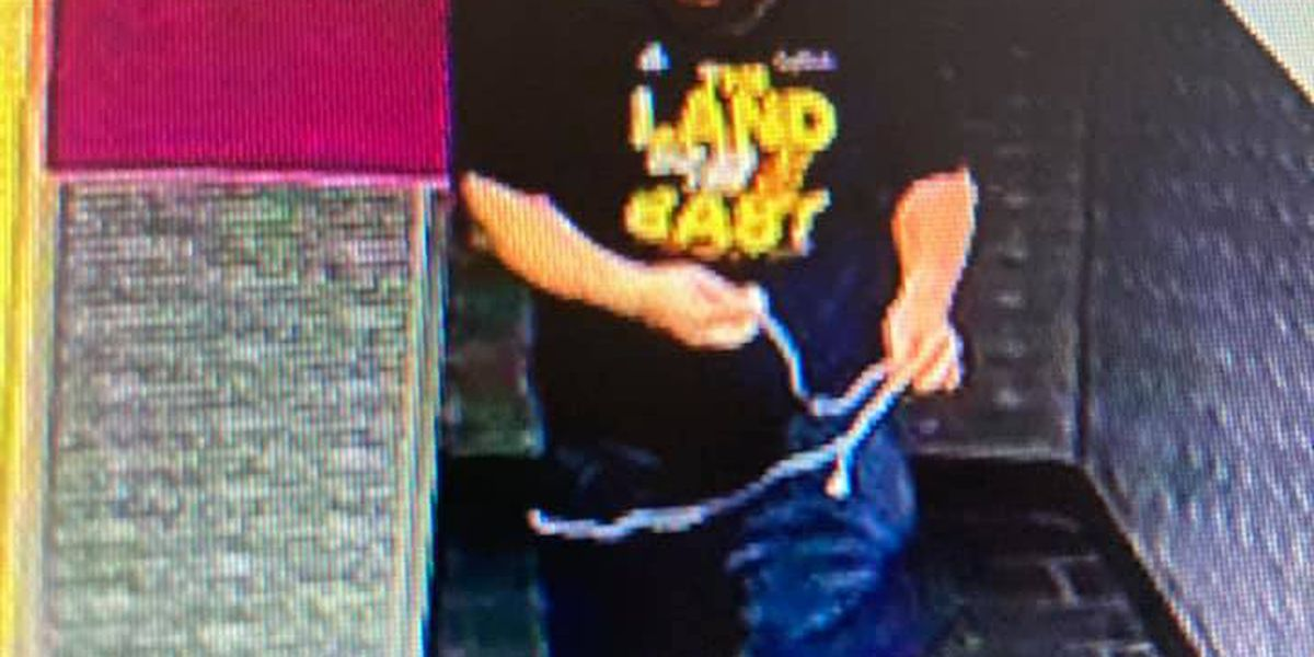 Man wanted by Willowick Police for information on Planet Fitness theft (Source: Willowick Police)