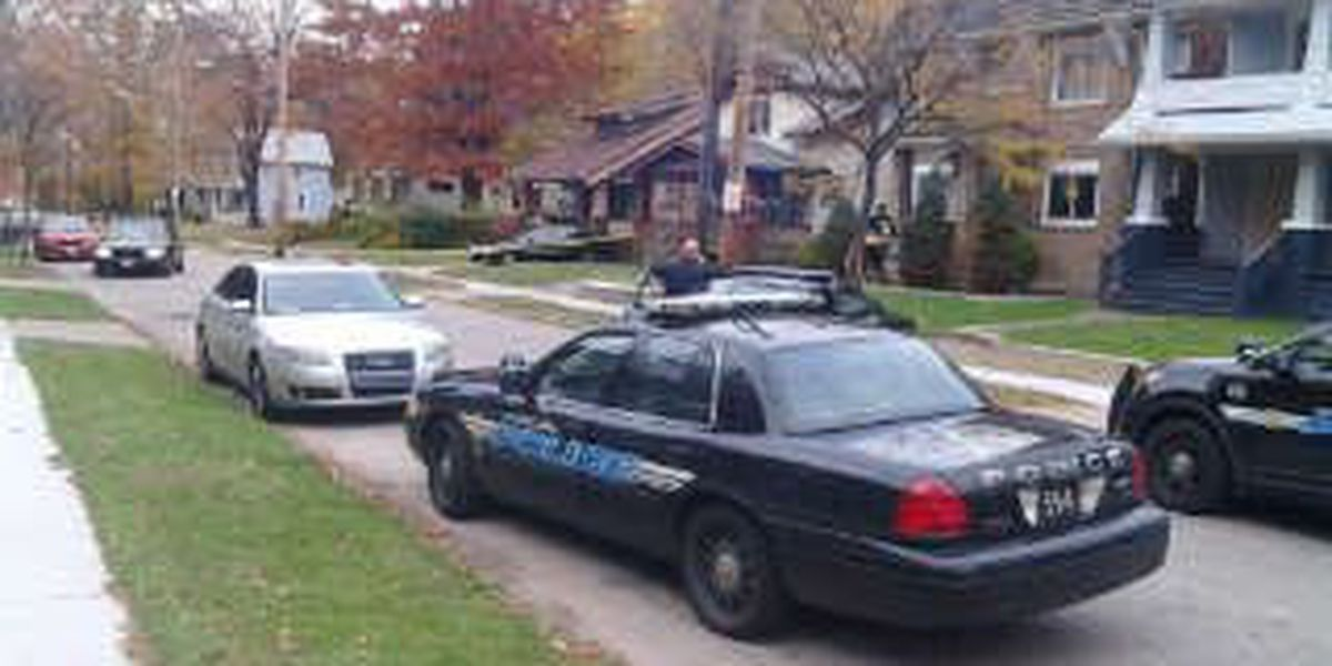 JUST IN: Cleveland Police investigate woman shot on E. 141st St.