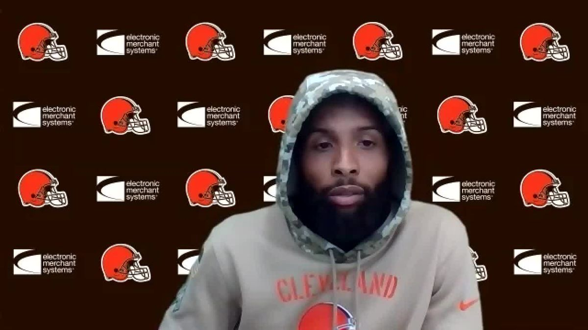 Cleveland Browns not planning to trade Odell Beckham Jr., report says