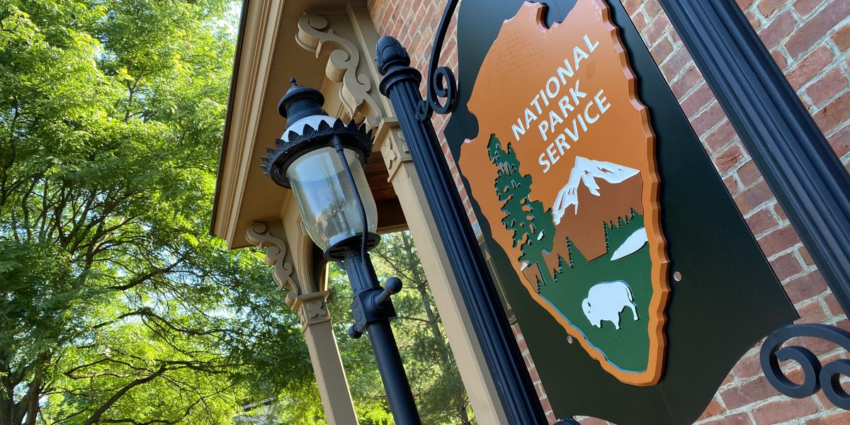 First Ladies National Historic Site reopens in Canton as part of phased reopening by National Park Services