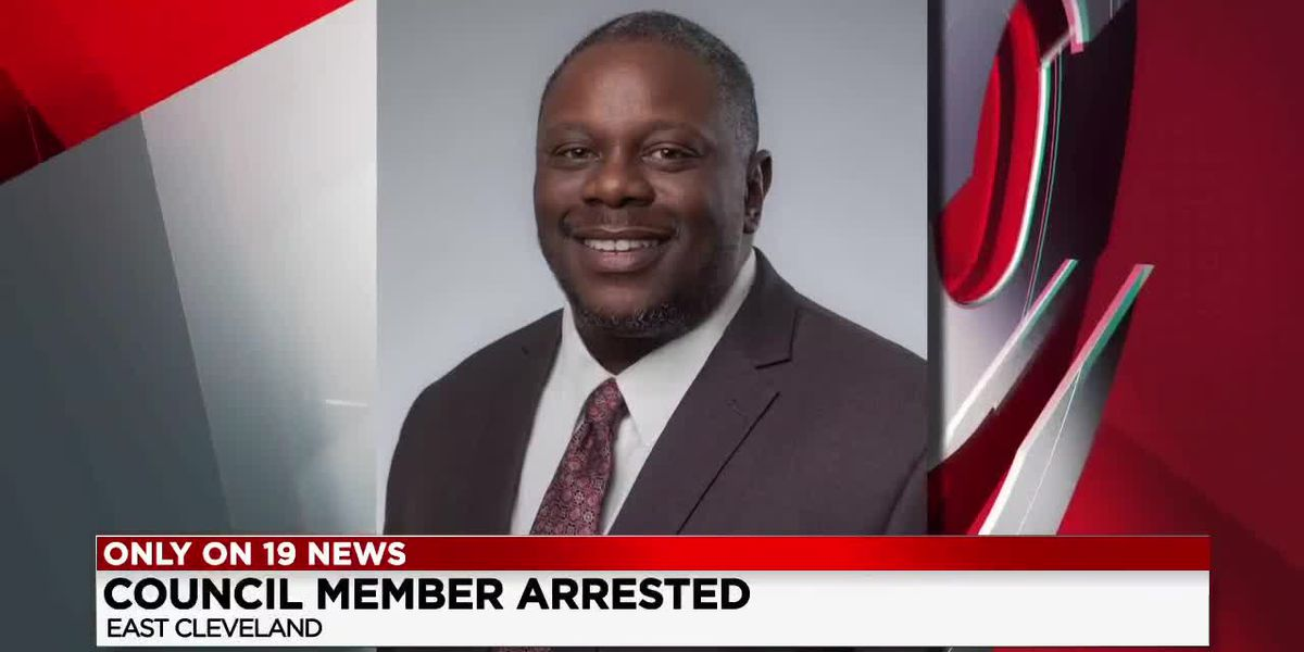East Cleveland city councilman arrested for back-to-school fundraiser featuring exotic dancers