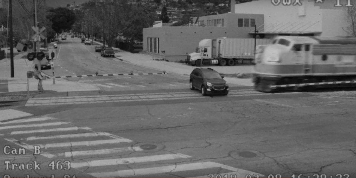 Ohio ranks high on railroad crossing deaths as government launches new campaign (VIDEO)