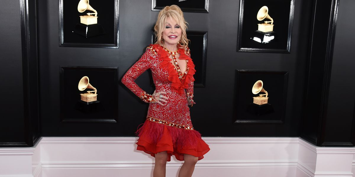 Dolly Parton wears her makeup to bed: Here's why