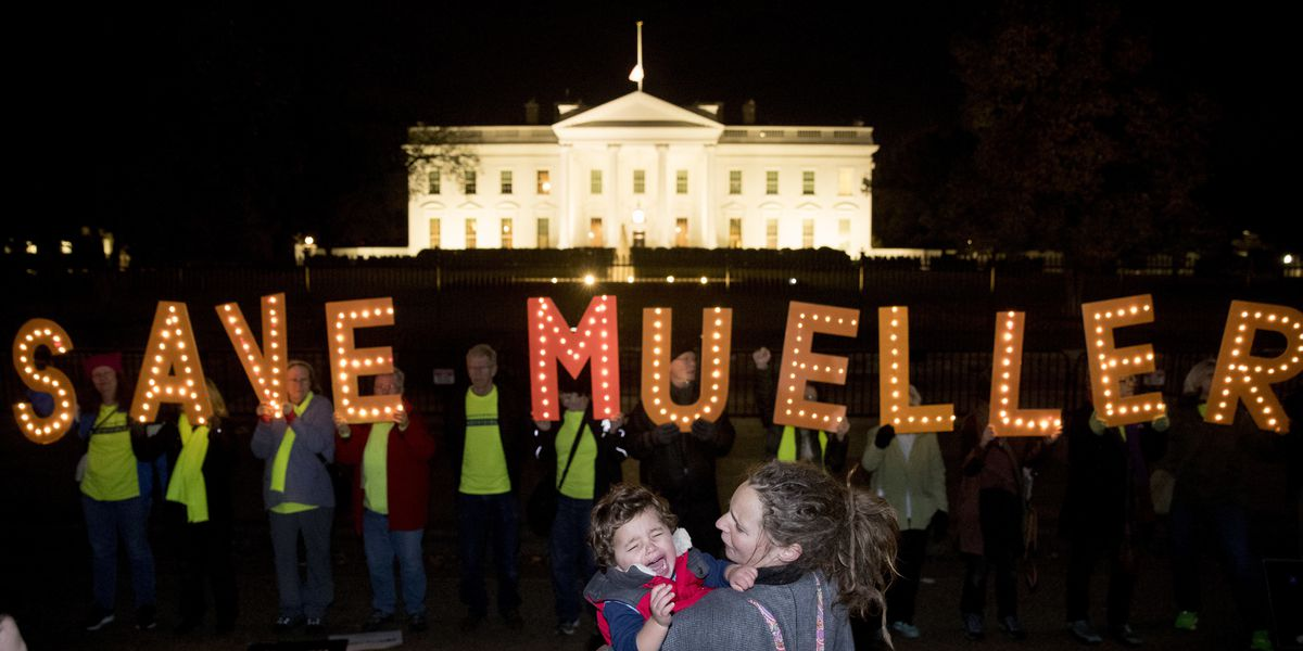 Protesters nationwide seek to protect Russia investigation