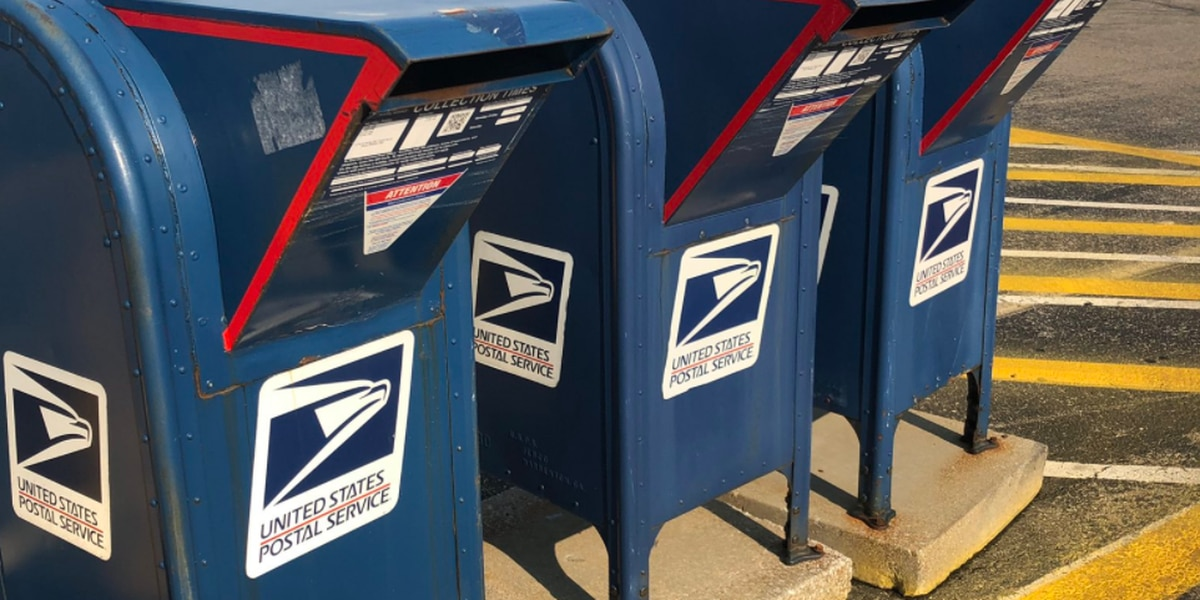 Potential mailing issues leading up to 2020 election discussed by US Congressman Ryan