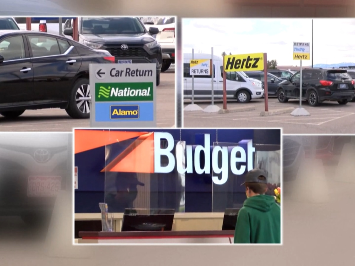 Better Business Bureau warns drivers about scams amid a rental car shortage nationwide