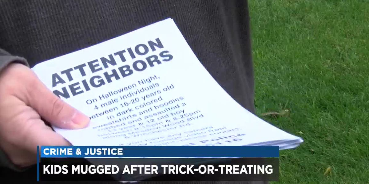 Trick or Treating descends into a beating for Lyndhurst 13-year-old