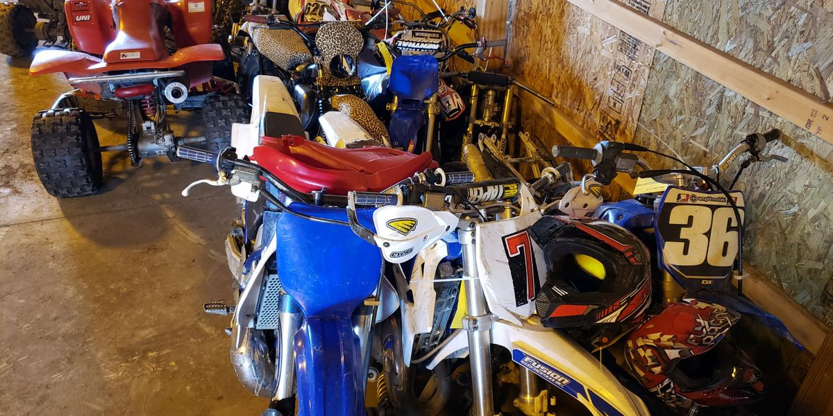 Summit County Sheriff detectives find 19 stolen dirt bikes and ATVs