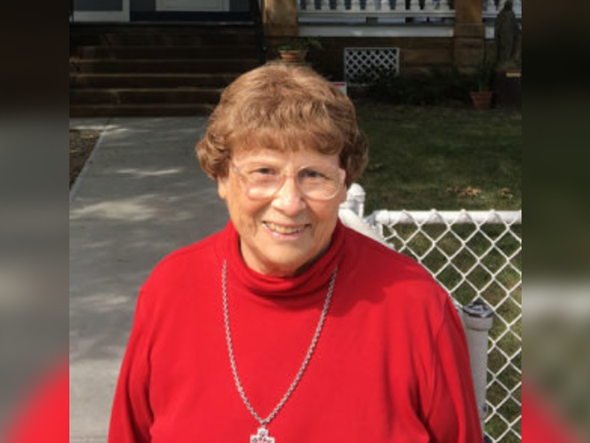 St. Augustine community's beloved Sister Corita Ambro hospitalized for apparent 'mild heart attack'