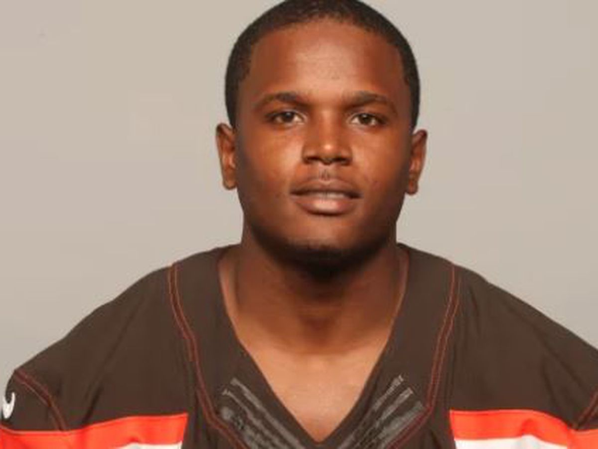 Browns player convicted of traffic offense; possession of drug charge dismissed