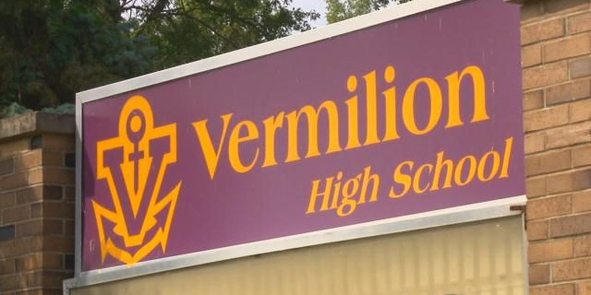 Vermilion High School student arrested after Snapchat gun message