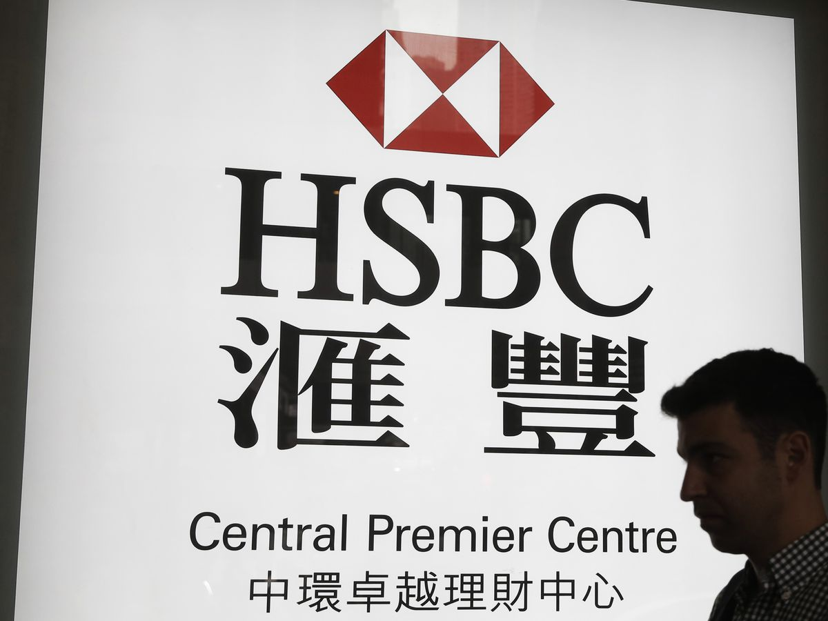 HSBC cuts headcount by 35,000 in deep overhaul
