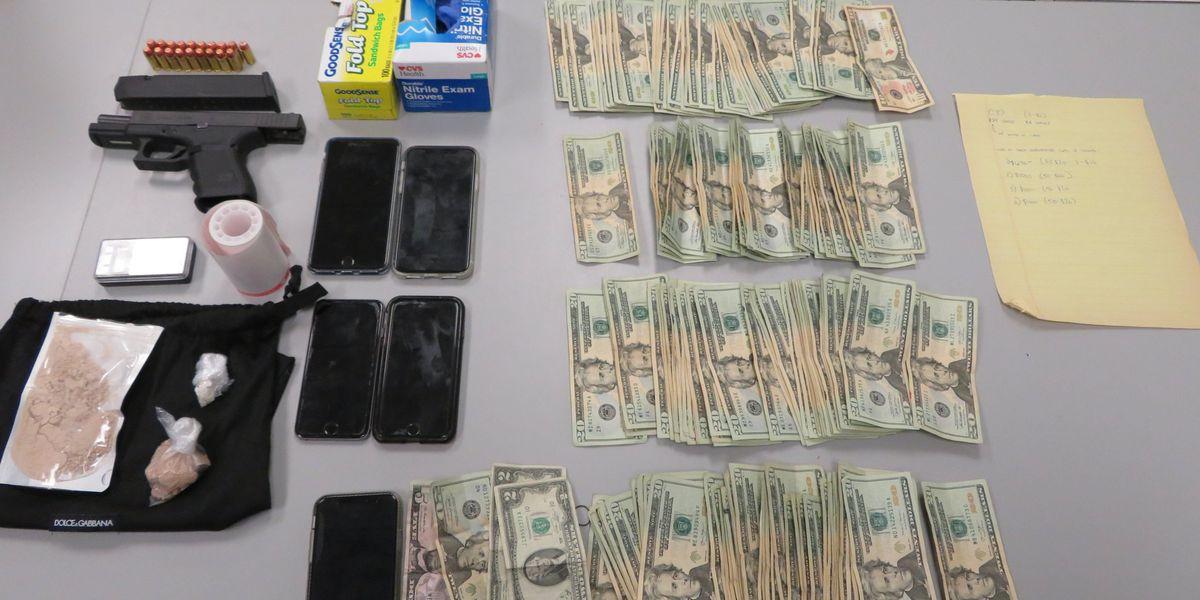Wickliffe police seize gun after struggle to arrest man accused of trafficking crack, heroin
