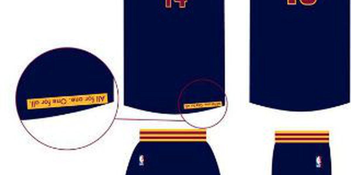 89b152d0 Cavaliers unveil new alternate uniforms