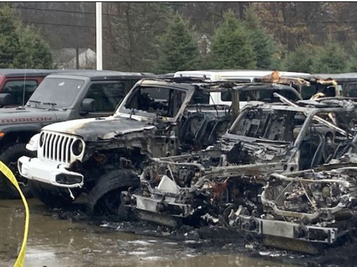 State Fire Marshal rules Mayfield Village car dealership fire was 'not criminal'