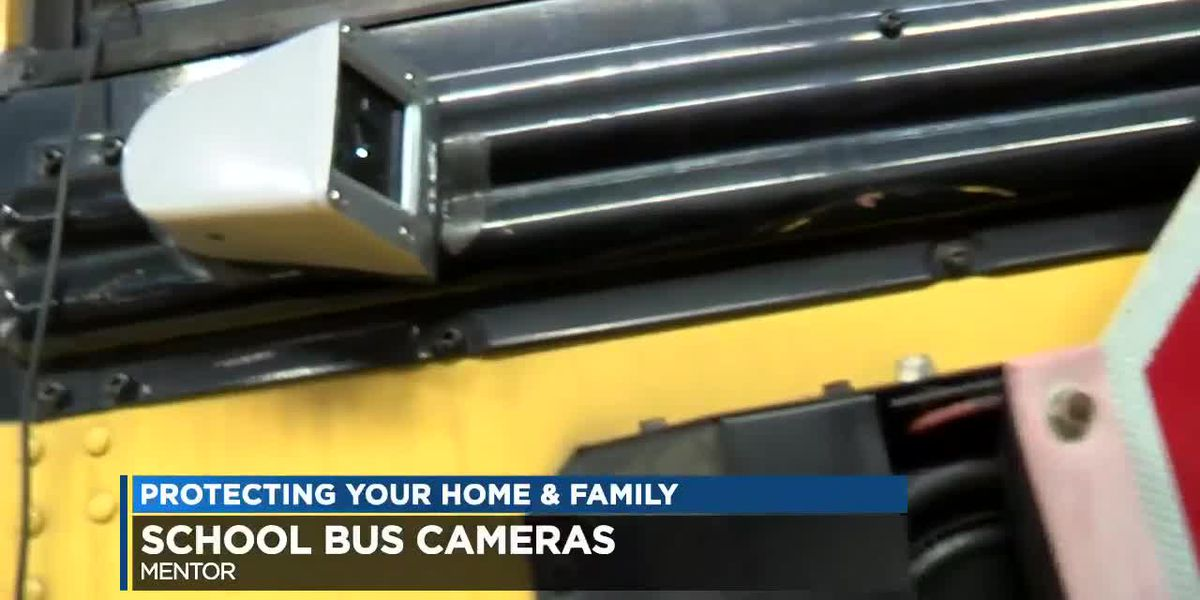 Mentor Public Schools equipping 78 school buses with enforcement cameras