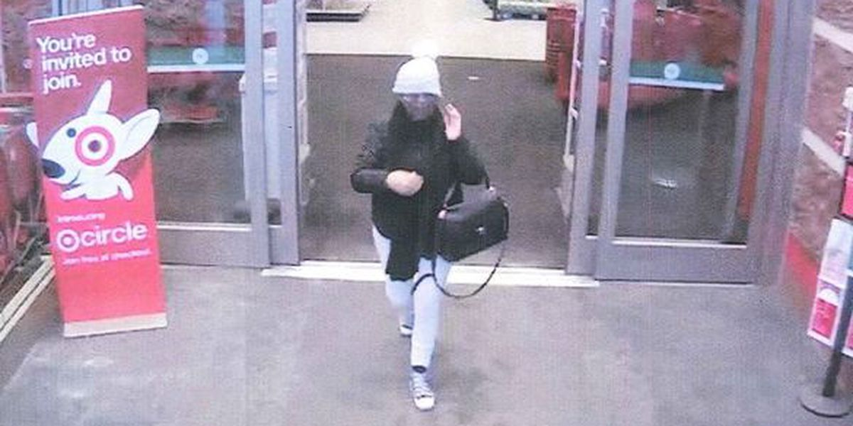 Woman wanted by Wadsworth Police for stolen credit cards at Target and Walmart