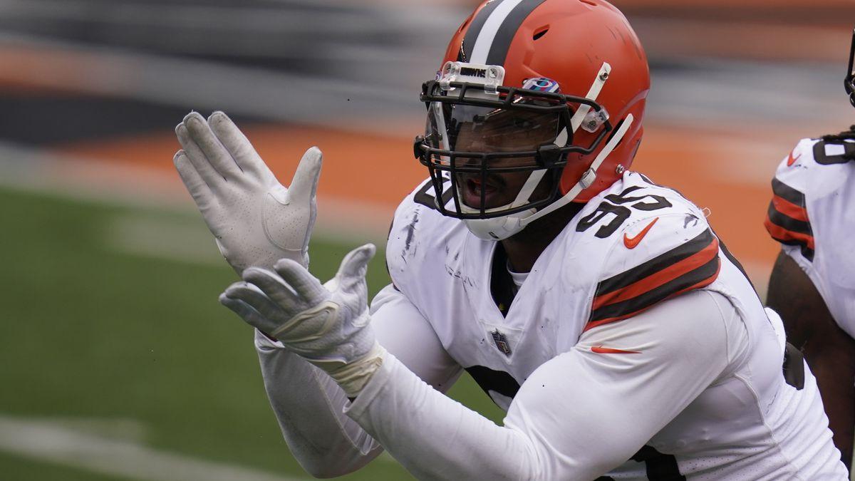 Cleveland Browns star Myles Garrett on COVID-19 fight: 'I was in pain, it wasn't great'