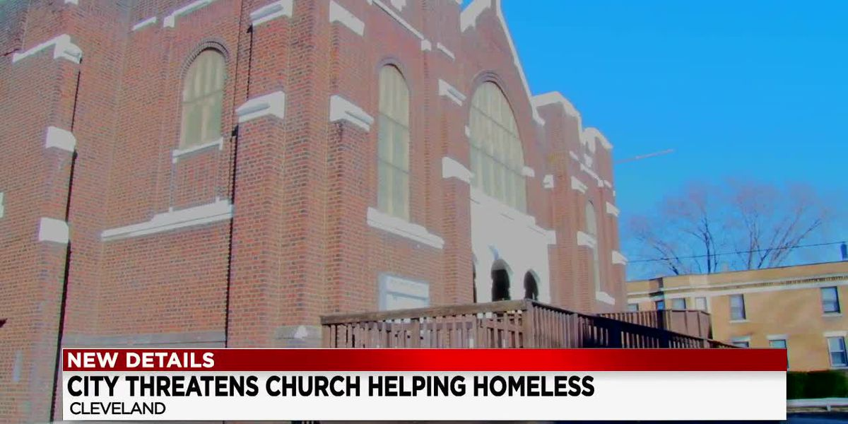Cleveland church needs fire security updates to house homeless