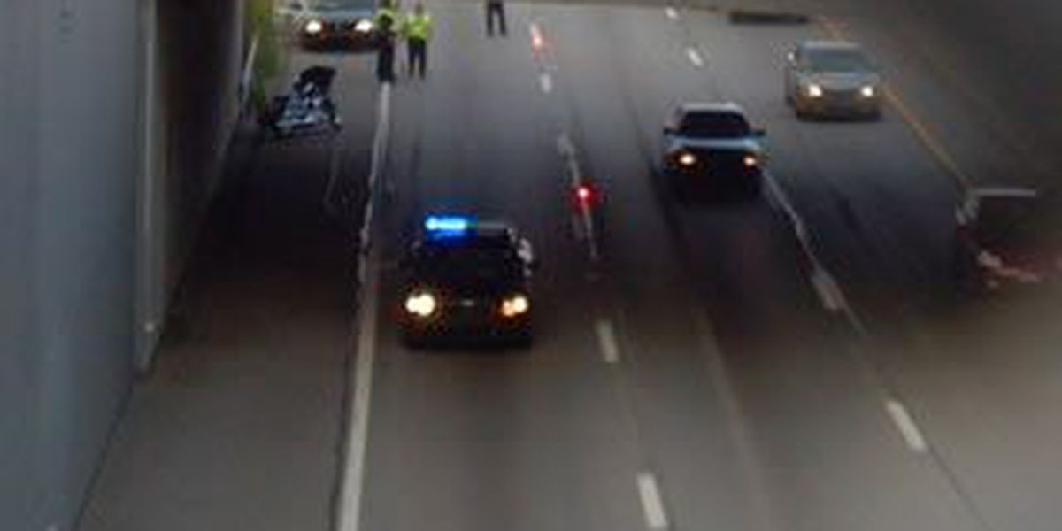 Cleveland Paramedic injured in motorcycle accident on the Innerbelt