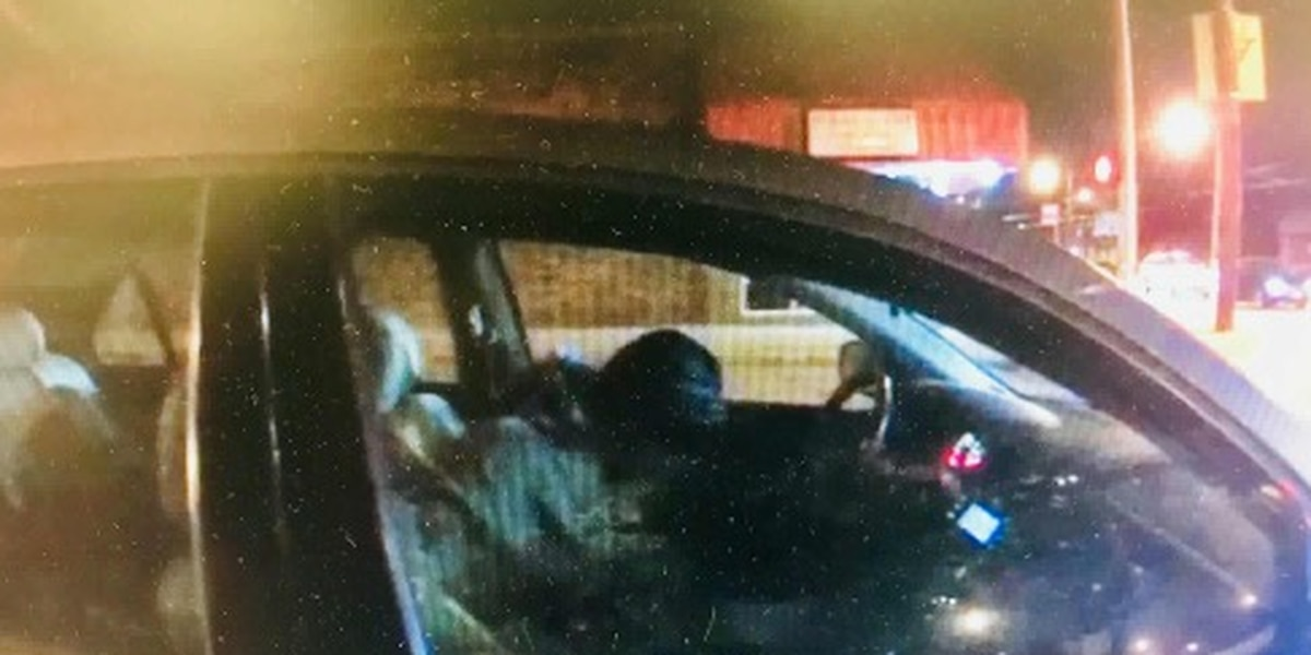 Drunken Driver Nods Off At Wheel With 9 Year Old In Back Seat South Euclid Police