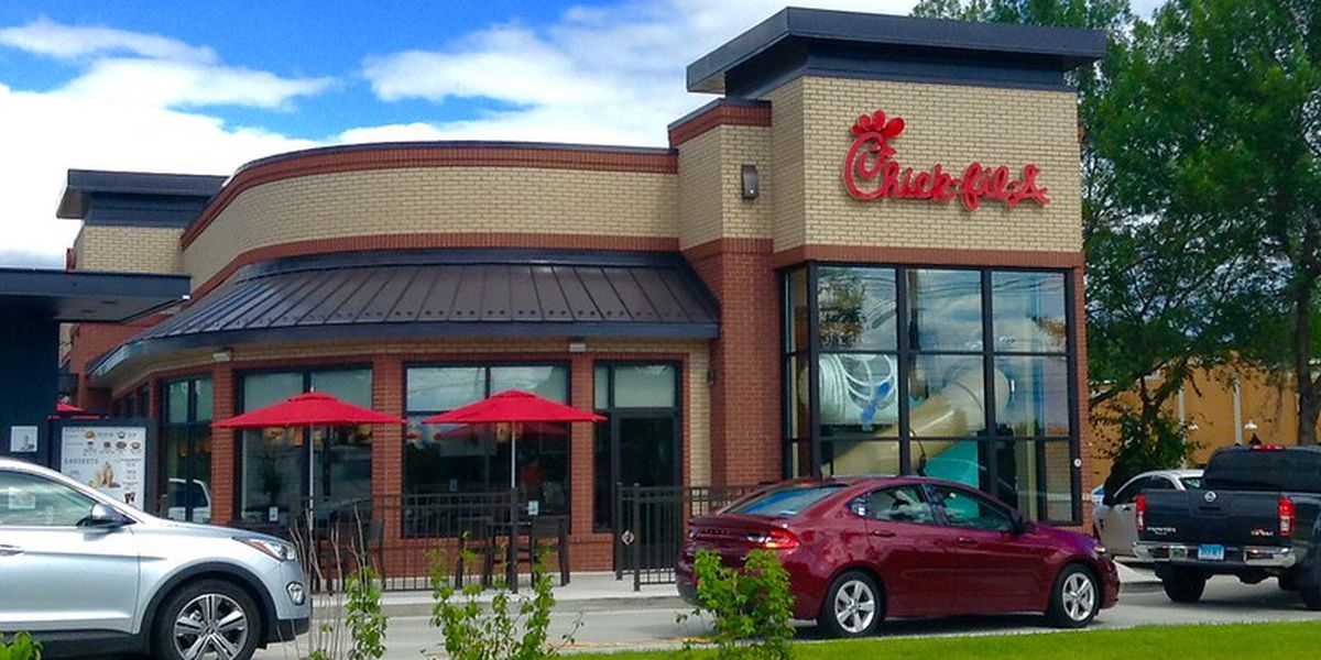 Chick-fil-A has slowest drive-thrus in fast food, study says