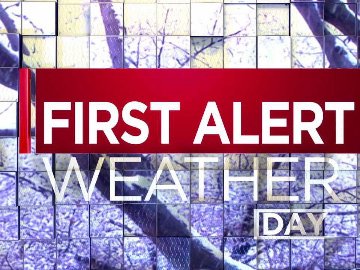 Lake effect snow potential, windy conditions trigger First Alert Weather Day warning for Wednesday